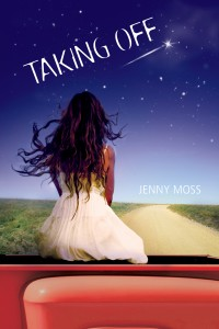 Cover of Taking Off by Jenny Moss