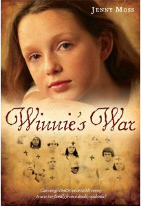 Cover of Winnie's War by Jenny Moss