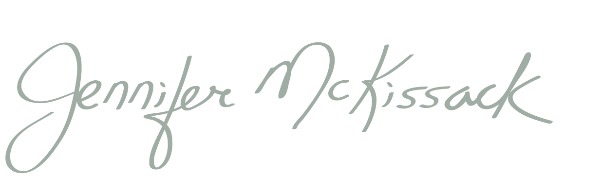 Jennifer Mckissack signature logo